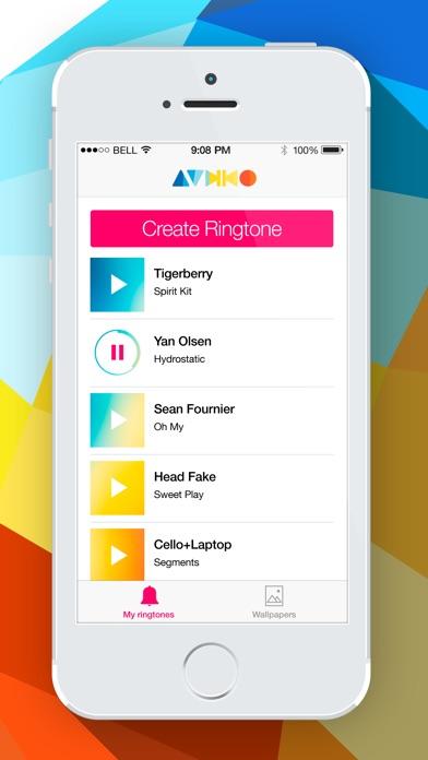 download Audiko Ringtones for iPhone PRO apps 3