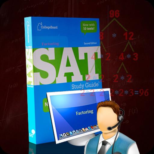SAT Math Prep Video on Factoring