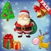 聖誕拼圖幼兒和兒童。發現聖誕老人!教育益智遊戲 - 兒童遊戲 - 拼圖幼兒 - 免費的應用程序