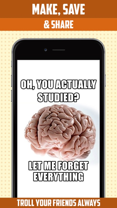 download My Meme Generator Factory - Make Your Own Memes,Lol Pics,Rage Comics Poster & Wallpaper and Share apps 0