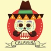 Calavera : Day Of The Dead - Add stickers,  backgrounds and customize pictures