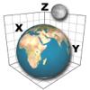 3D Astronomy : 天球儀, 太陽系 と 星座