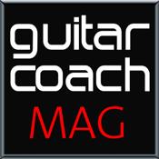 Guitar Coach Magazine: Play Songs, Riffs, & Licks icon