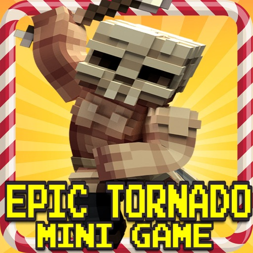 Epic Tornado : Deathmatch Battle in Desert Mc Mini Game