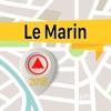 Le Marin 離線地圖導航和指南