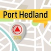 Port Hedland Offline Map Navigator und Guide