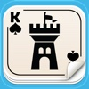 Castle Solitaire : The Classic Board & Card-games Story