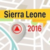 塞拉利昂 離線地圖導航和指南