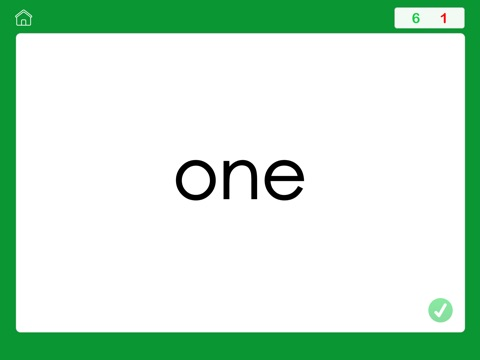 Screenshot #3 for Instant Words by Teach Speech Apps