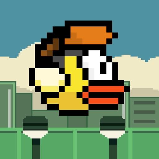 Flappy Classic Returns - The Original Replica Simulator Damn Bird Game iOS App