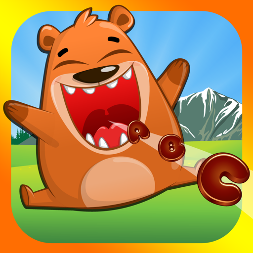 Phonics Munch: Kids Learn to Read with Games, Letter Sounds, and Songs
