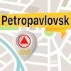 Petropavlovsk Offline Map Navigator und Guide