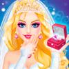 Games Banner Network Inc. - Princess Wants Get Married – Bride Dressup & Makeup  artwork