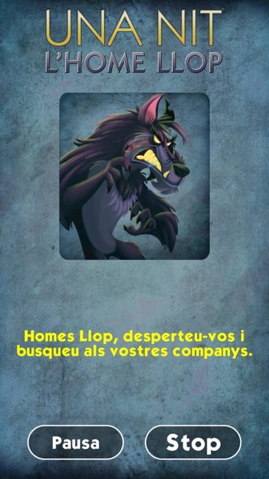 Screenshot #3 pour Una Noche El Hombre Lobo