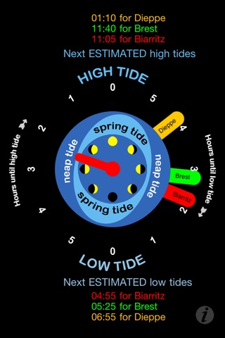 Tide Clock screenshot 4