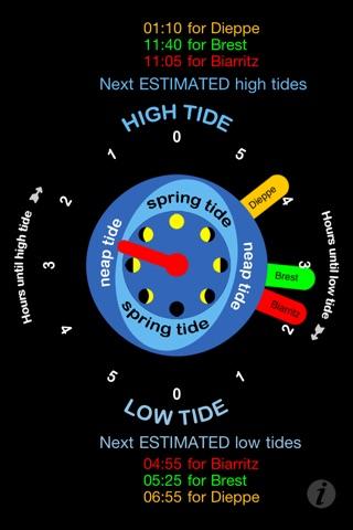 Tide Clock screenshot 4