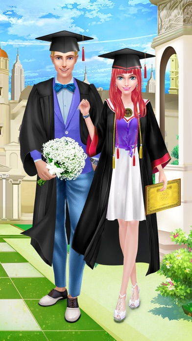 download High School Fashion Story apps 2