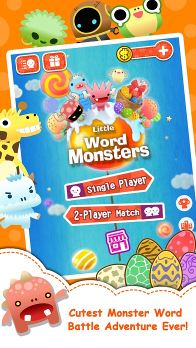 Little Word Monsters Screenshots