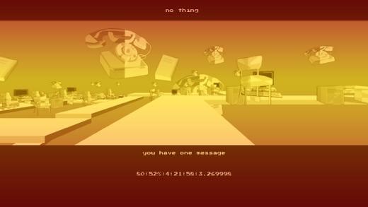NO THING - Surreal Arcade Trip Screenshot