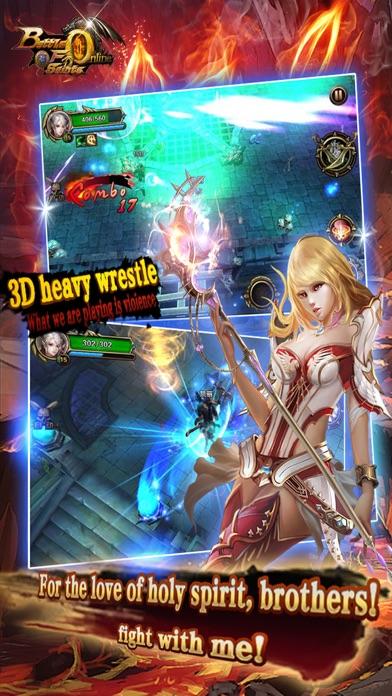 Battle Of The Saints Online Screenshot