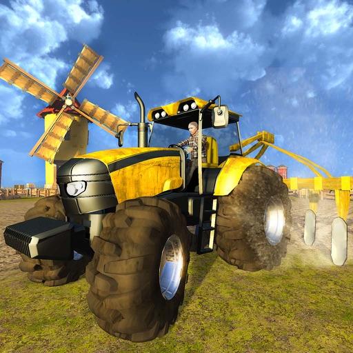 Real Farmer Tractor Sim 2016 iOS App