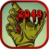 Zombie Number Puzzle Game