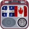 iRadio Canada : Best radio stations in Quebec
