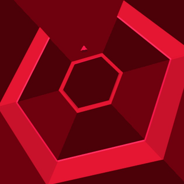 Super Hexagon on the App Store