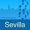 Seville on Foot : Offline Map