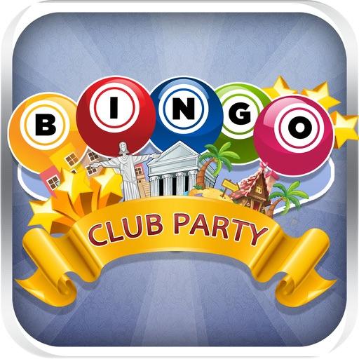 Party Club Bingo iOS App