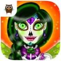 Spooky Princess Fairies Multigame, Make Up & Spa - No Ads