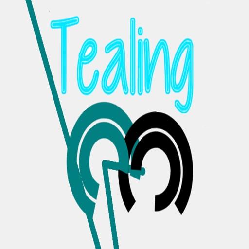 Tealing