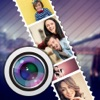 Add Words To Create Collage - Picrutres With Touch Up Photo Editor, Cool Frames & Pattern Gallery