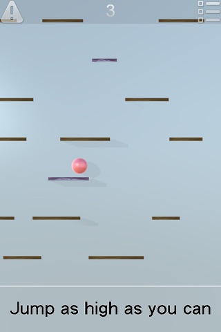 Ball Jump-up : Crossing River screenshot 1