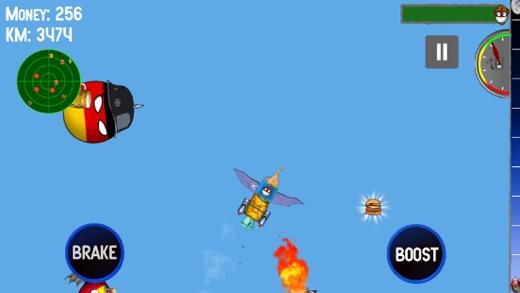Polandball: Can into Space Screenshot