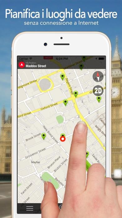 Screenshot of Kuala Lumpur Offline Mappa Navigatore e Guida2