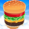 Sky Burger - Build & Match Food Free