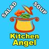 Ki Hong Kim - Kitchen Angel - Salad & Soup Recipe Collection artwork