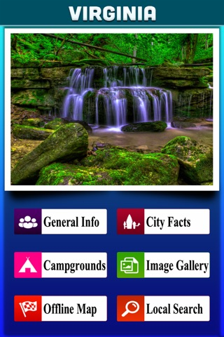 Virginia Campgrounds & RV Parks screenshot 2