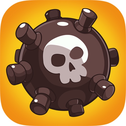 Shell Sweeper 3D - Mine Defuse iOS App