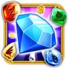 Diamond Match Fun - Matching three in a row Jewel