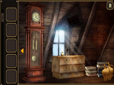 Screenshots of Go Escape! - Can You Escape The Locked Room? for iPad