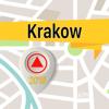 Kraków Offline Map Navigator och Guide