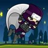 神奇寶貝笨拙忍者運行:2D免費遊戲