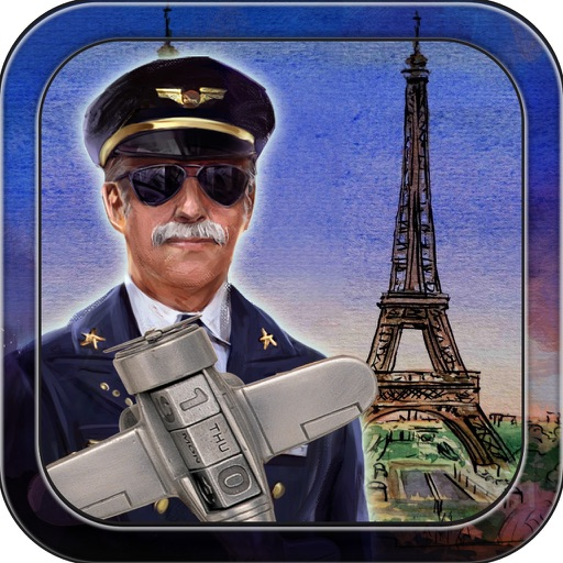 3D Air Paris Simulation - Fly to France