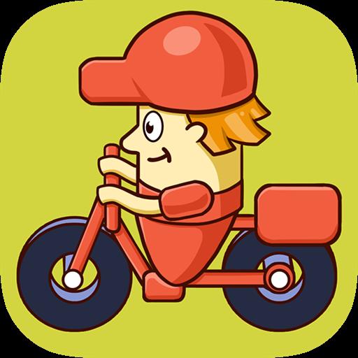 自行车披萨外卖 for Mac