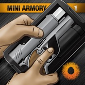 Weaphones Firearms Simulator Mini Armory Vol 1 Hack Gems (Android/iOS) proof