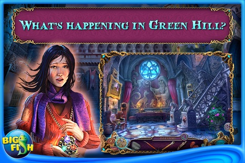 Mystery of the Ancients: Three Guardians - A Hidden Object Game App with Adventure, Puzzles & Hidden Objects for iPhone screenshot 2