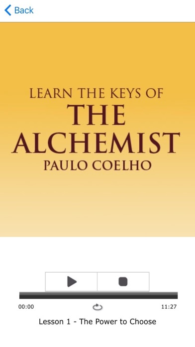the alchemist meditations by paulo coelho on the app store iphone screenshot 4