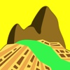 Machu Picchu Reiseführer mit Offline Stadtplan und Karte